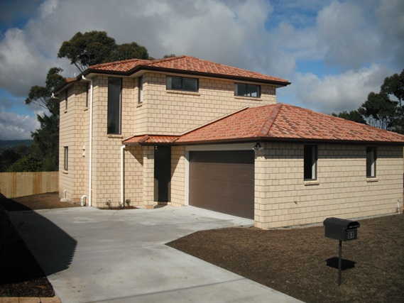 Private Home, Midland Bricks
