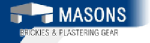 Masons Brickies & Plastering Gear Logo